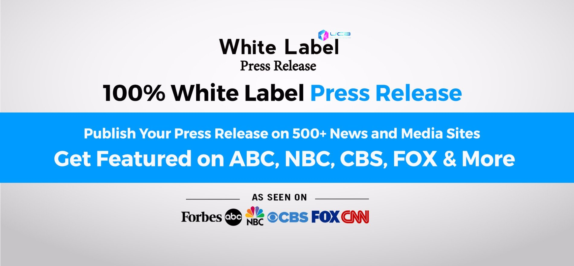 White Label Press Release